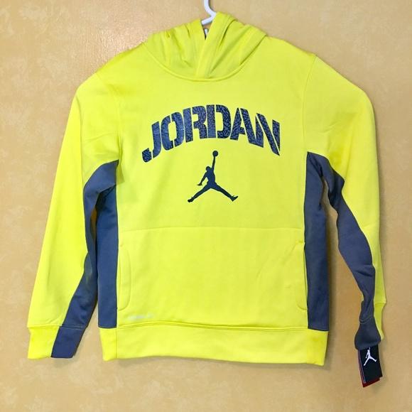 8312f4df7573e3 Nike Air Jordan Jumpman Therma-Fit Sweater